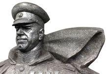 Russian Hero Royalty Free Stock Photo