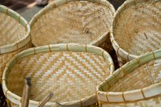 Free Basketry Basket Shop Stock Photos - 19234213