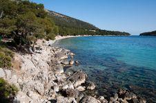 Coast Of Formentor, Majorca, Spain Royalty Free Stock Photography