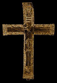 Free Crucifix King Ferdinand Royalty Free Stock Photos - 19235308