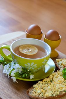 Free Cup Of Tea Royalty Free Stock Photos - 19236598