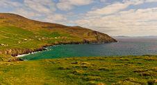 Free Cliffs On  Dingle Peninsula, Ireland Royalty Free Stock Photos - 19238328
