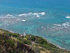 Free Diamond Head Lighthouse, Honolulu Stock Photos - 19238333