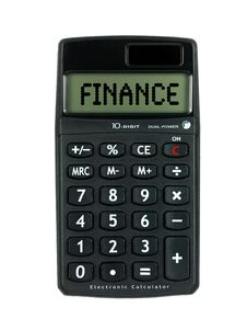 Free Calculator Royalty Free Stock Photography - 19239057