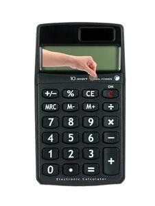 Free Calculator Stock Photo - 19239100