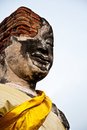 Free Ancient Buddha Royalty Free Stock Image - 19240386