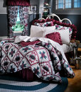 Free Bed Room Set With Bedding Royalty Free Stock Photos - 19245088
