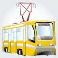 Free Tramway Royalty Free Stock Image - 19246326