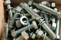 Free Bolts In The Box Stock Photography - 19248342