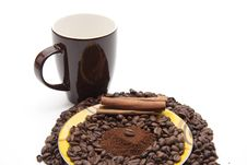 Free Coffee Beans Stock Photography - 19240912