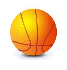 Free Basketball Ball Stock Images - 19243114