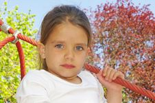 Free Little Girl Royalty Free Stock Image - 19243426
