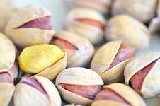 Free Pistachio Details Royalty Free Stock Photos - 19243478