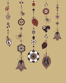 Free Wind Chimes Royalty Free Stock Photos - 19243658