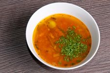 Free Homemade Soup Royalty Free Stock Images - 19243719