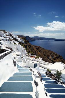 Free Santorini, Greece. Stock Image - 19243961