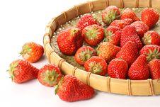 Free Strawberry Royalty Free Stock Photo - 19244445