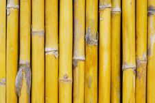 Free Bamboo Wall House Stock Image - 19244621