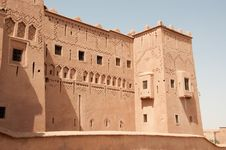 Free View On Taourirt Kasbah Royalty Free Stock Image - 19246006