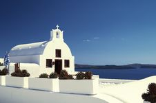 Free Santorini, Greece. Royalty Free Stock Photography - 19246487