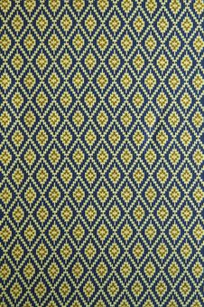 Free Thai Style Fabric Pattern Royalty Free Stock Photo - 19246675