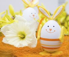 Free Easter Eggs Royalty Free Stock Photos - 19246848