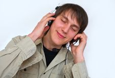 Free Music Relax Royalty Free Stock Photography - 19247047