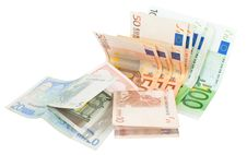 Free Europe Notes Royalty Free Stock Photo - 19247365