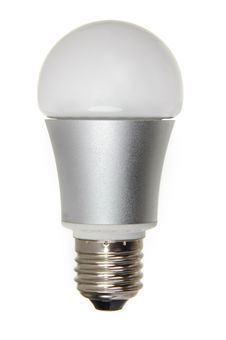 Free Energy-efficient Light Bulb Stock Image - 19248581