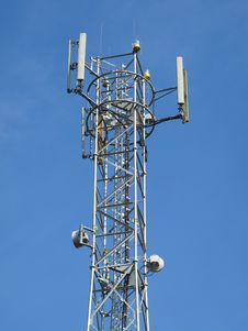 Free Telecommunication Tower Stock Images - 19248854