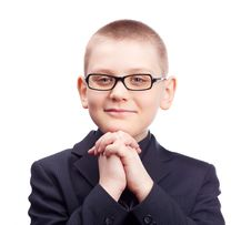 Free Young Businessman Royalty Free Stock Photos - 19249668