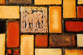 Free Elephant Wall Ornament Stock Images - 19255524