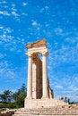 Free The Sanctuary Of Apollo Hylates Stock Image - 19259711