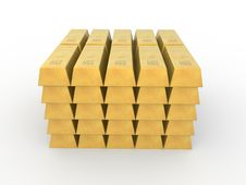 Gold Concept Royalty Free Stock Images