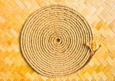 Free Manila Rope Stock Image - 19250501