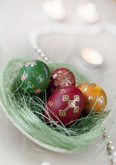 Free Easter Eggs Stock Photo - 19252350