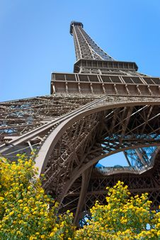 Free Eiffel Tower Royalty Free Stock Image - 19253726