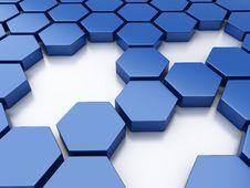 Free Geometrical Metallic Background Stock Photo - 19254000