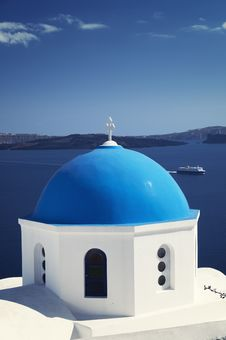 Free Santorini, Greece. Royalty Free Stock Photography - 19254567