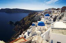 Free Santorini, Greece. Royalty Free Stock Photo - 19254575