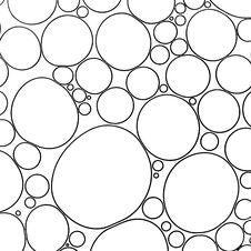 Free Foam Under Microscope Royalty Free Stock Image - 19255756