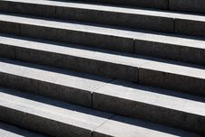 Free Stone Stairway Royalty Free Stock Image - 19258306
