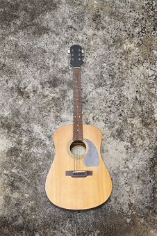 Spanish Guitar Royalty Free Stock Images