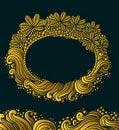 Free Gold Emblem Royalty Free Stock Photo - 19268955