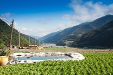 Taiwan Mountain Resort Stock Images