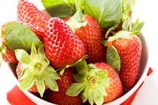 Free Strawberries Royalty Free Stock Image - 19261006