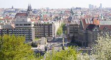 Free Views Of The City Stock Photos - 19264293
