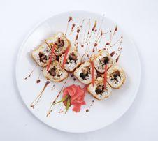 Free Sushi Stock Image - 19266811