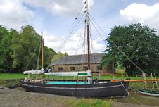 Free Sailing Barge Stock Photo - 19267440