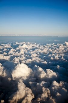 Free Above The Clouds Royalty Free Stock Photo - 19267615